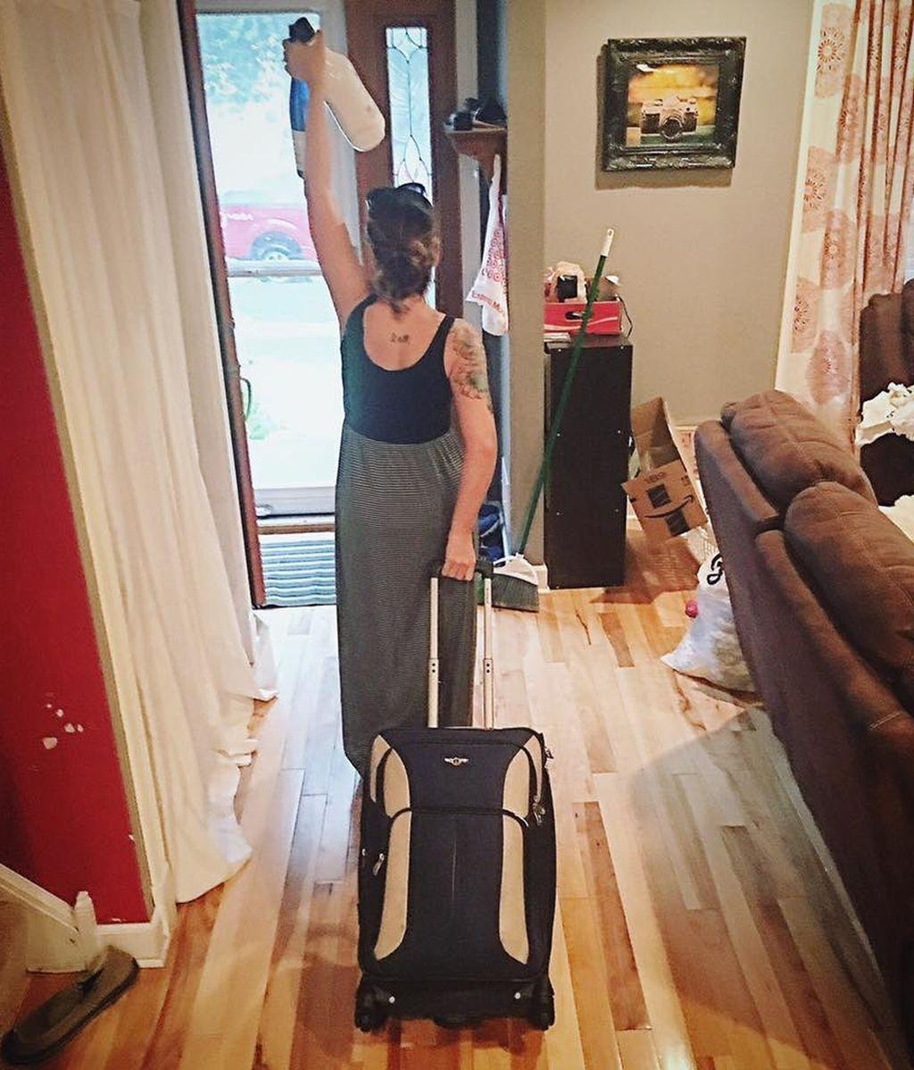 La madre que s eva de viaje