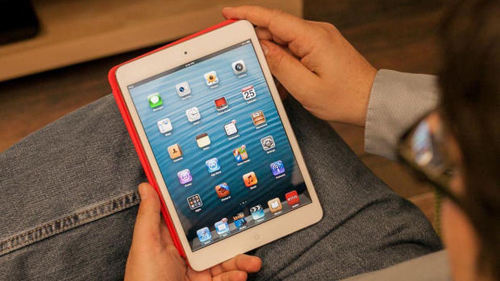 iPad Mini,retina display,Apple,pantalla,alta resolución