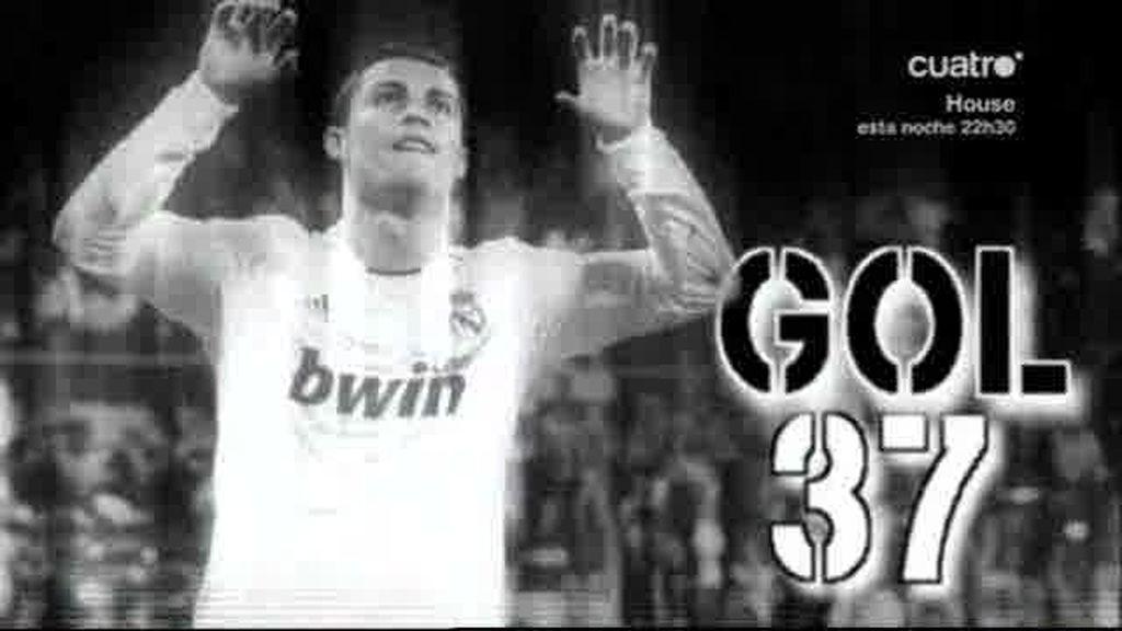 El Madrid juega para Cristiano