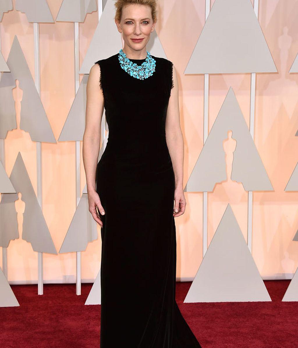 Cate Blanchett vestida de Maison Margiela Couture