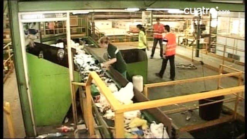 ¿Reciclarse o morir?. Seguimiento a los residuos que reciclamos