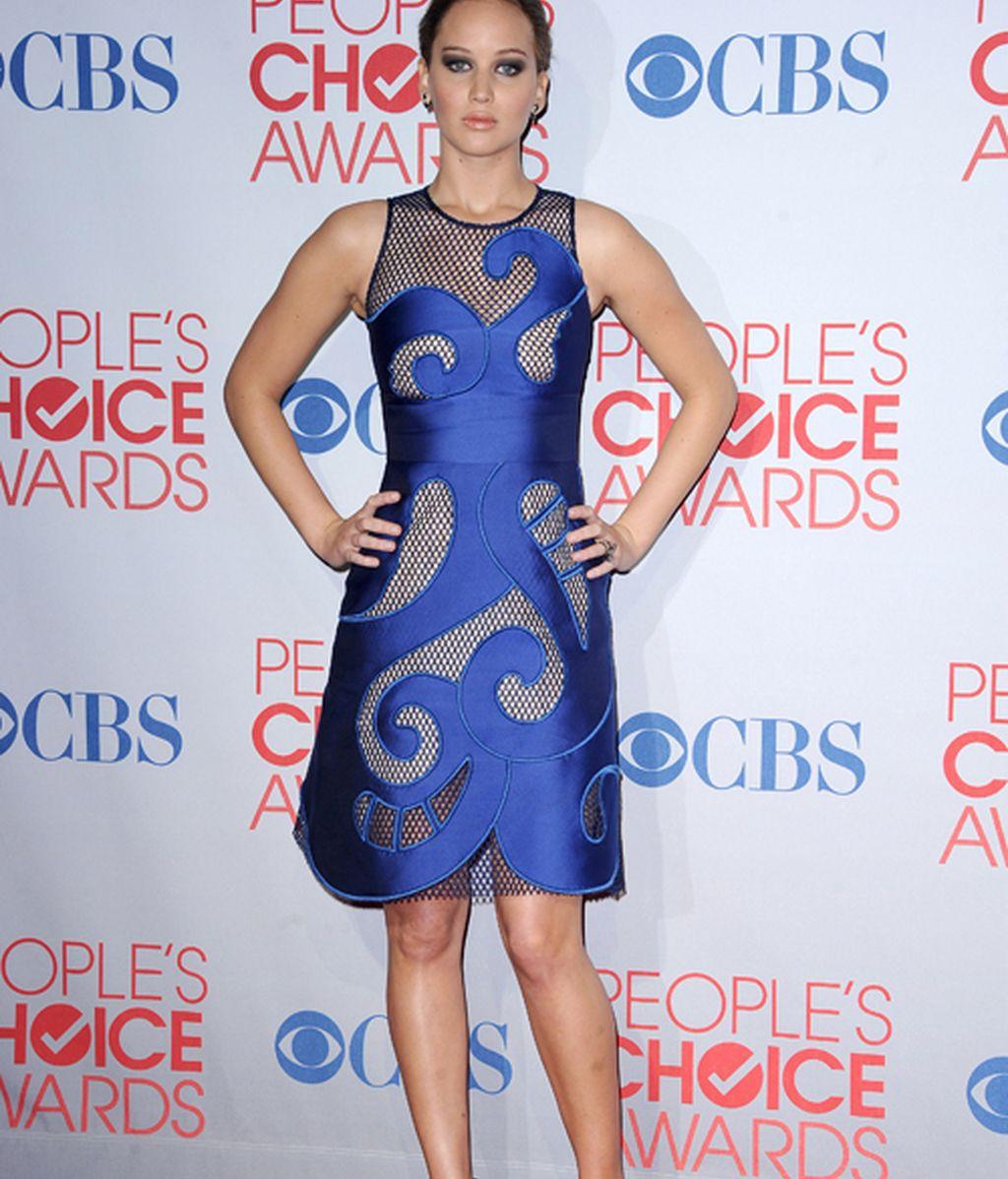 Horrores y aciertos en los estilismos de los People's Choice Awards