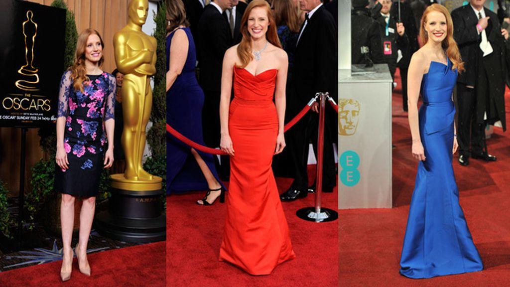 Jessica Chastain, nominada a Mejor Actriz por 'La noche más oscura'