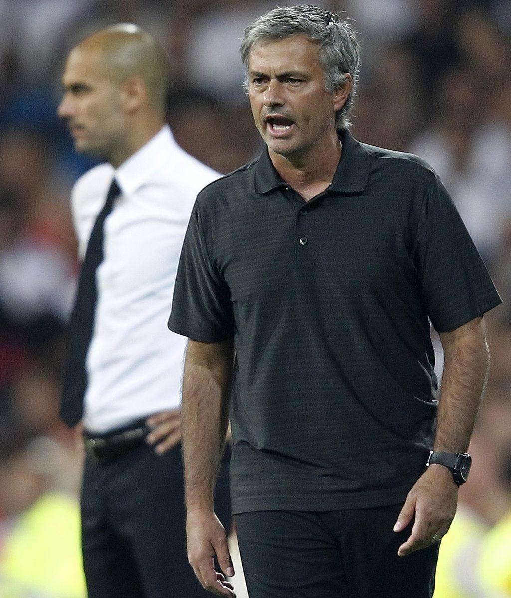 Las excusas de Mourinho