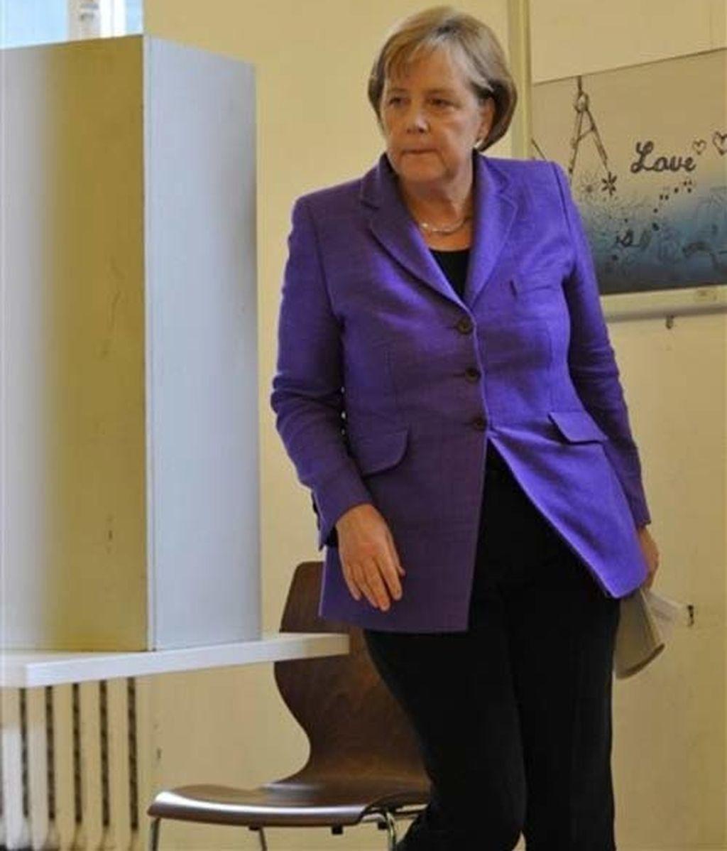 Doblete en Alemania: elecciones regionales y europeas