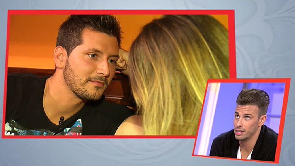"""Natalia, a Manu: """"Creo que no ha llegado la chica ideal para ti"""""""