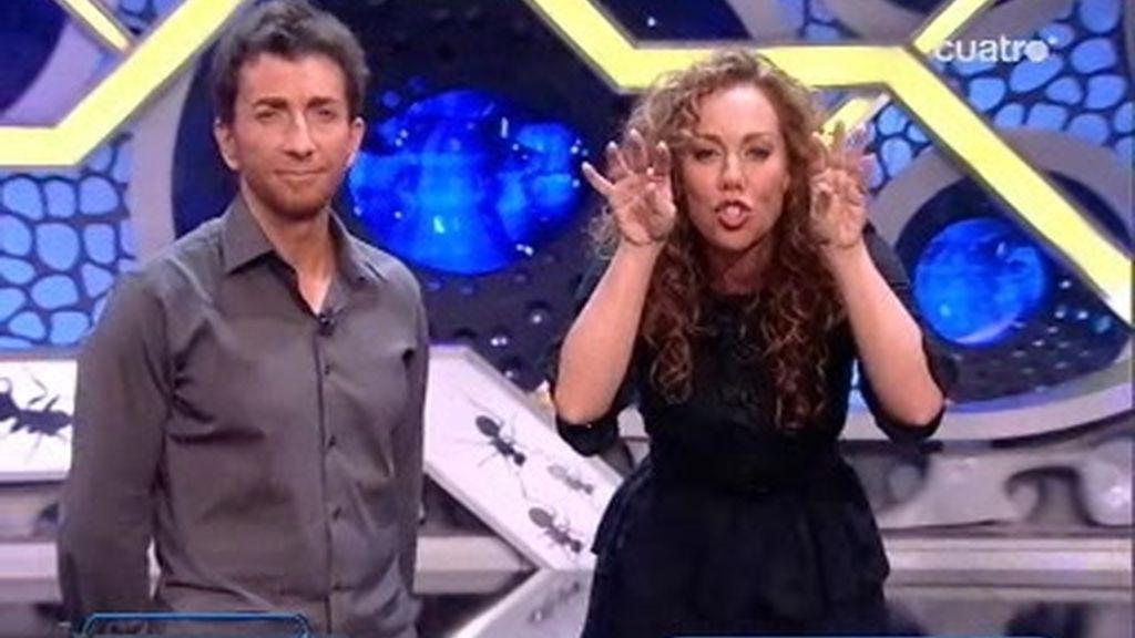 Raquel Martos discute con Pablo Motos, por qué los hombre nunca entienden a las mujeres
