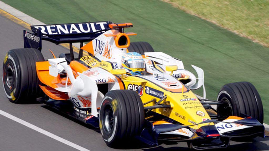 Alonso logra el cuarto puesto