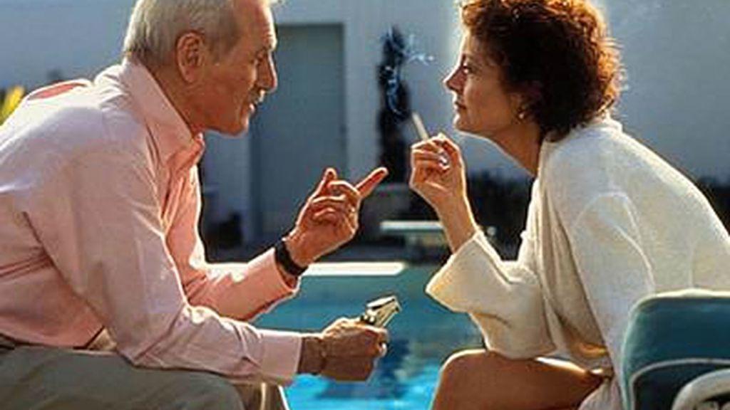 Paul Newman y Susan Sarandon