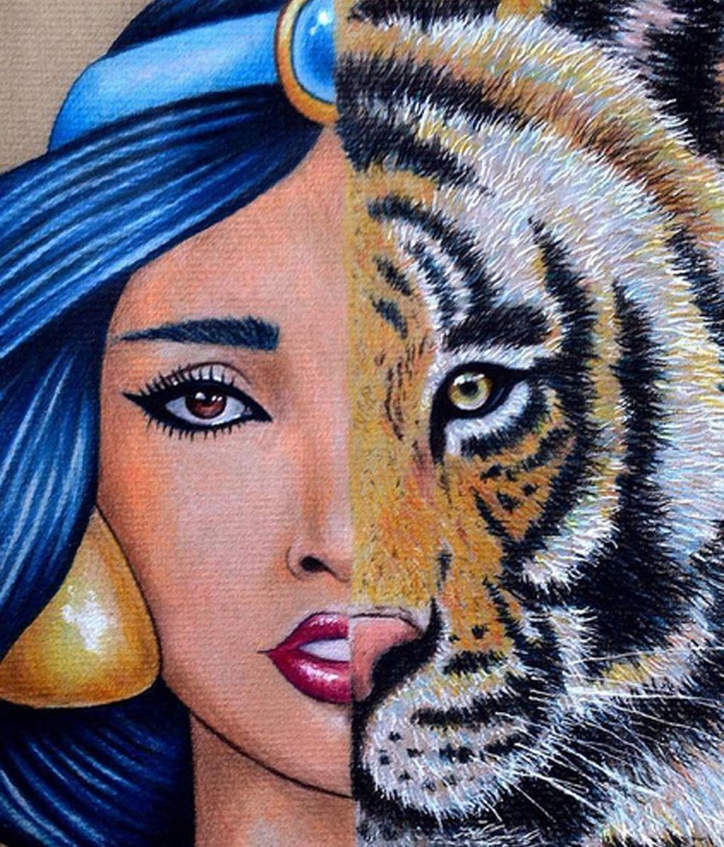 Jasmine y Rajah