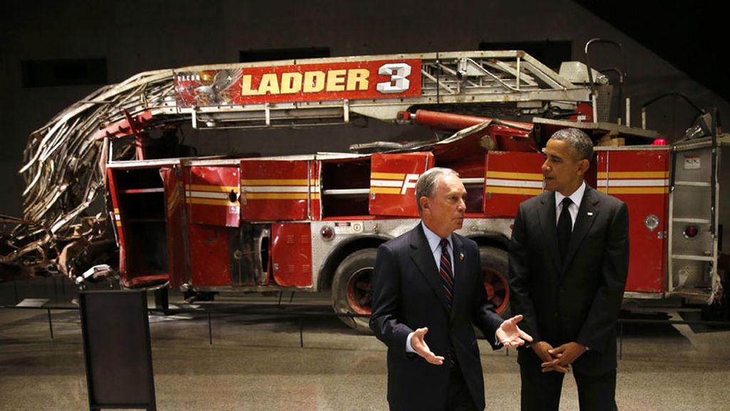 Barack Obama inaugura el museo del 11S en Nueva York