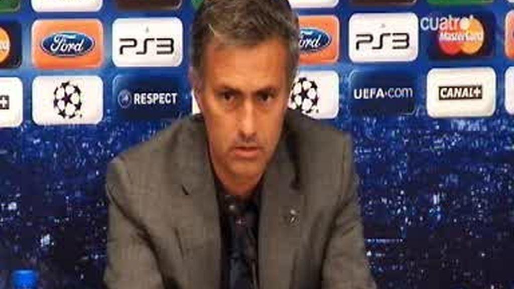 Relaciones intensas con Mourinho
