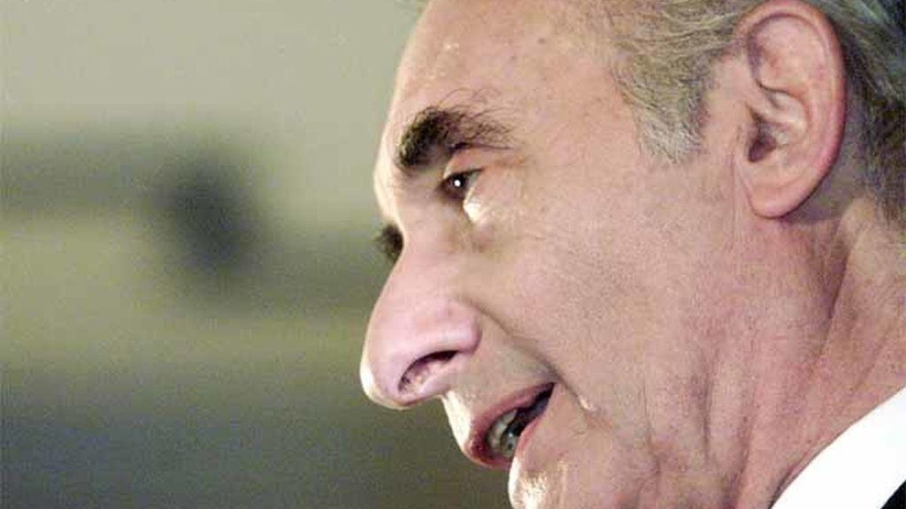 El ex presidente argentino, Fernando de la Rúa