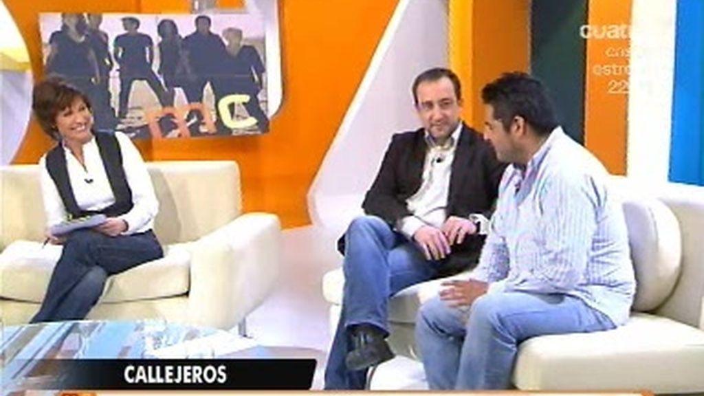 Jalis de la Serna adelanta el nuevo reportaje de Callejeros