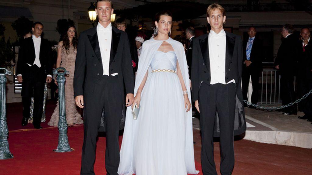 Derroche de glamour en la cena de gala