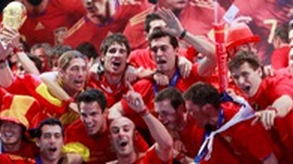 España, favorita para el Príncipe de Asturias del Deporte