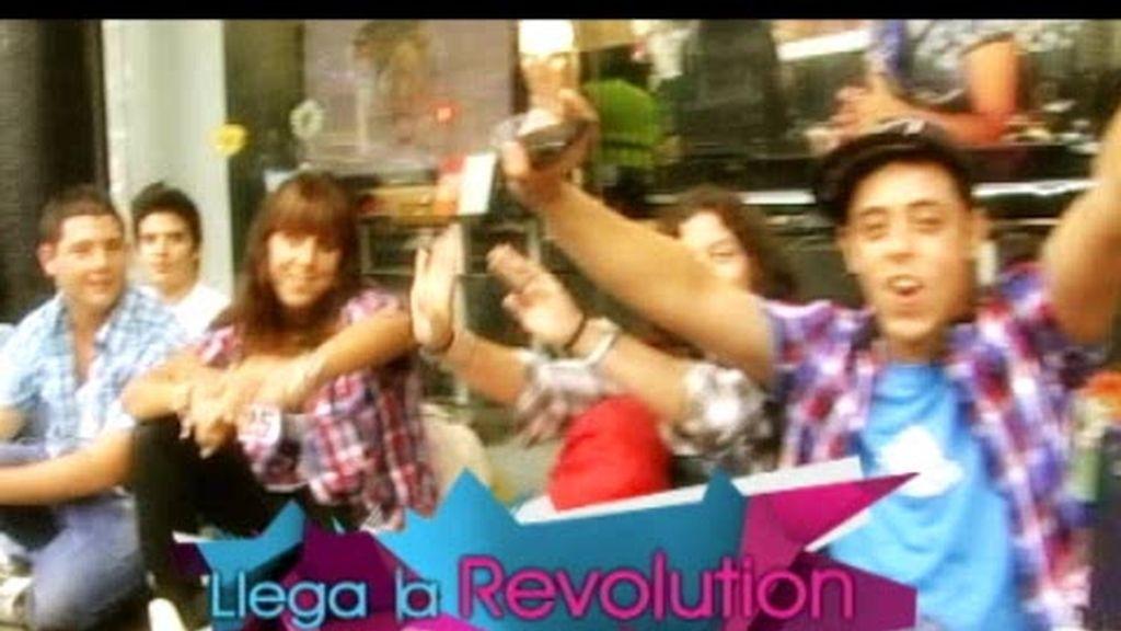 Comienza Fama Revolution