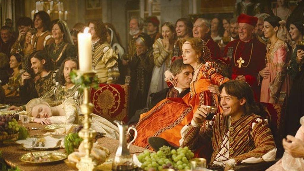 Capítulo 4: La boda de Lucrecia