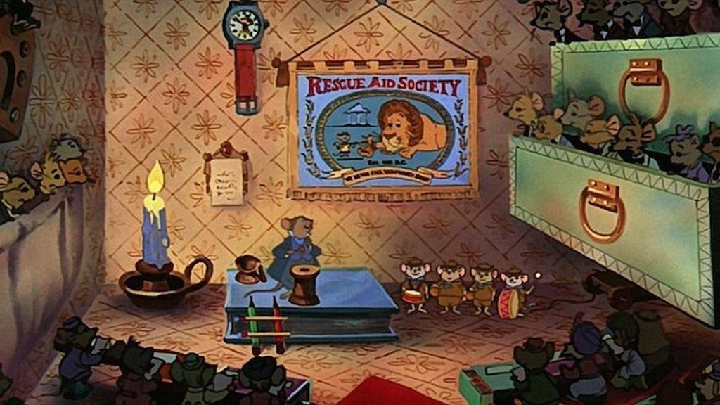 ¿Dónde está Mickey?