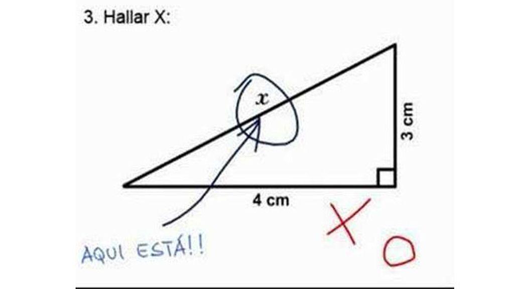 Las respuestas más disparatadas en los exámenes