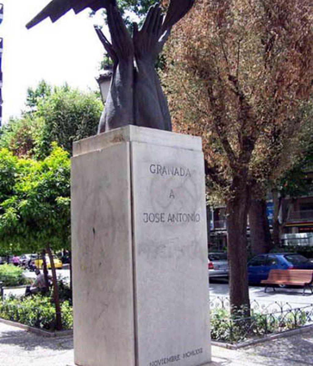 Granada, patria de Lorca; ¿también de José Antonio?