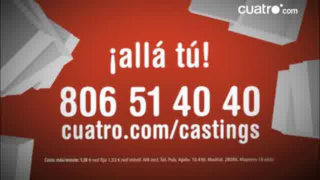 Promo ¡Allá tú!: Participa en el casting y ven al programa