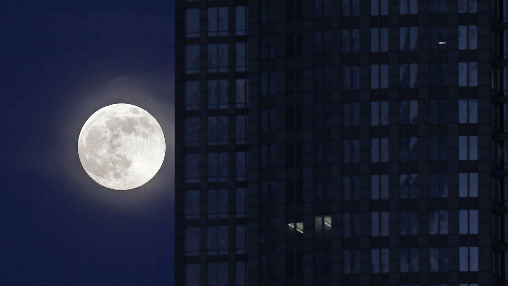 'Superluna' en Charlotte