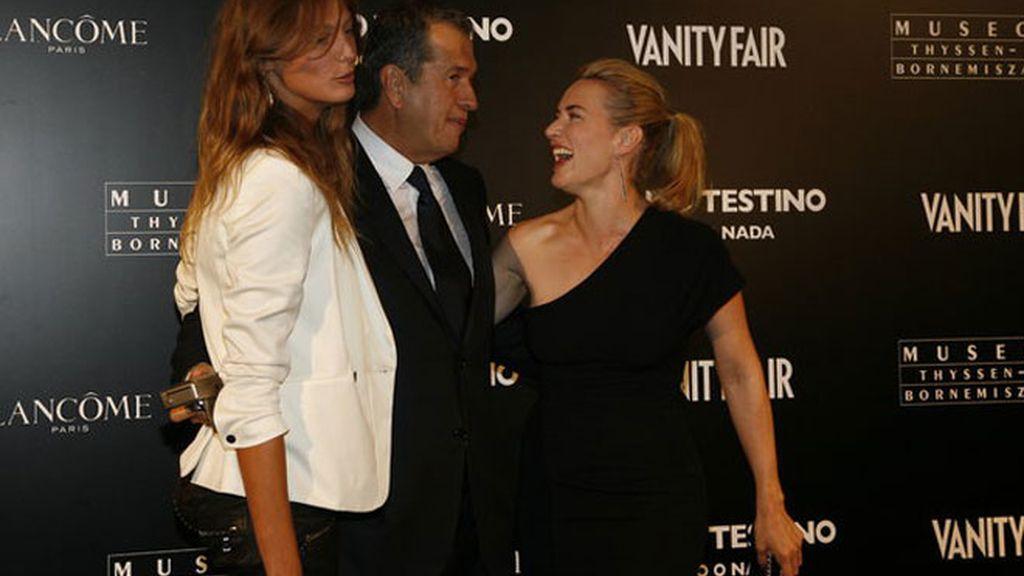 Así es el nuevo novio de Kate Winslet