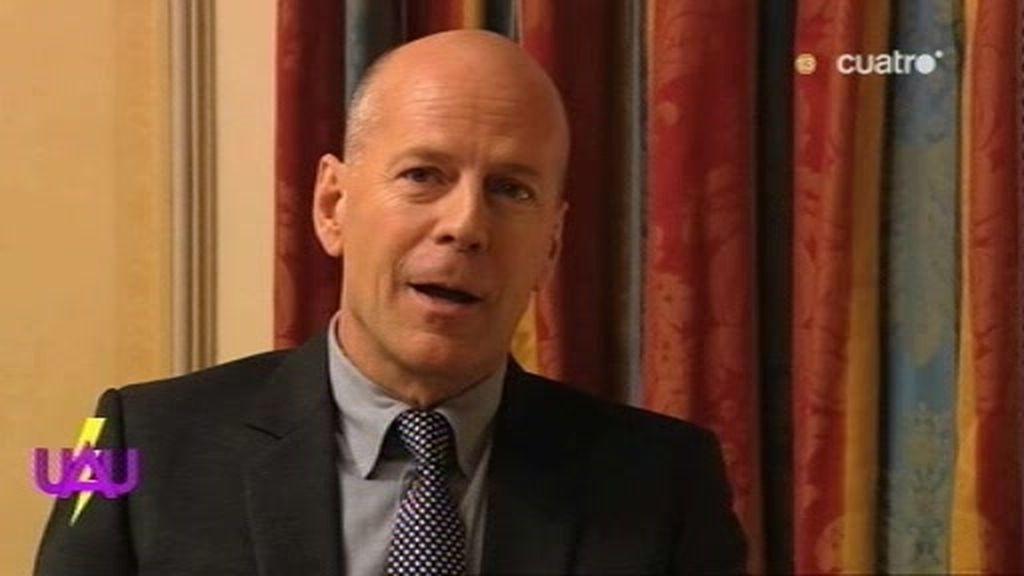 Santi Millán entrevista a Bruce Willis