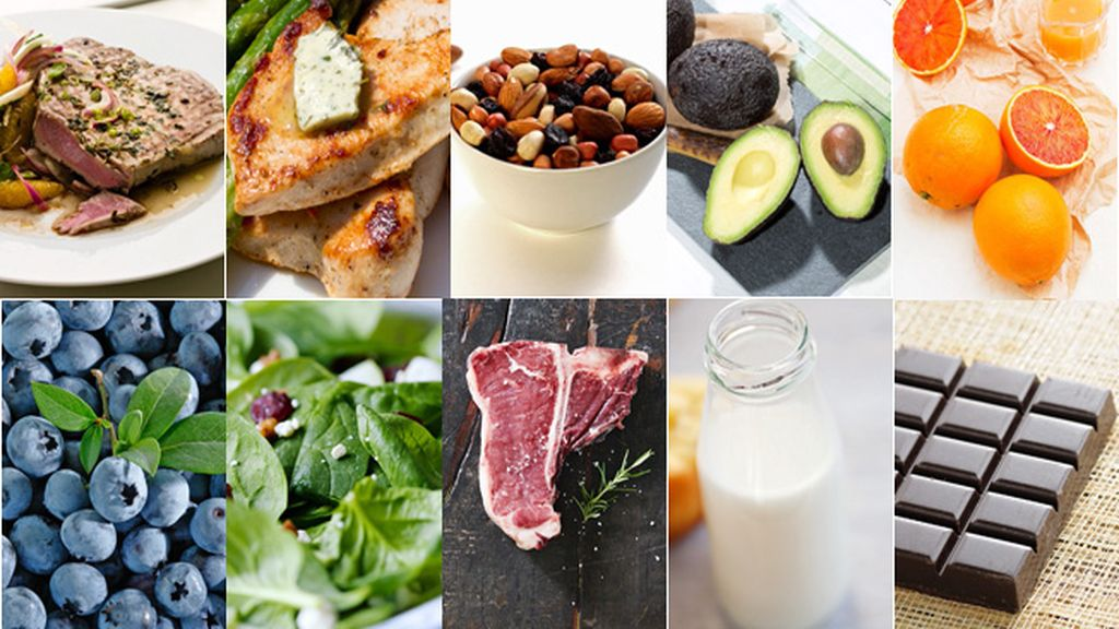 Los 10 mejores alimentos para combatir el estrés