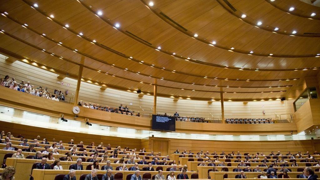 Imagen del Senado español