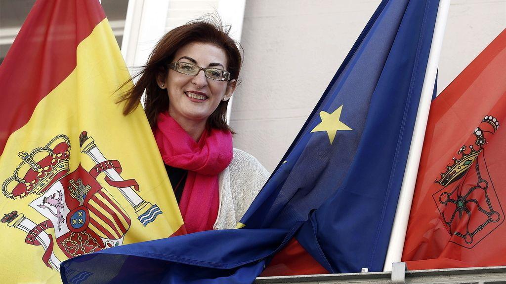 Maite Pagazaurtundua, candidata de UPyD a las europeas