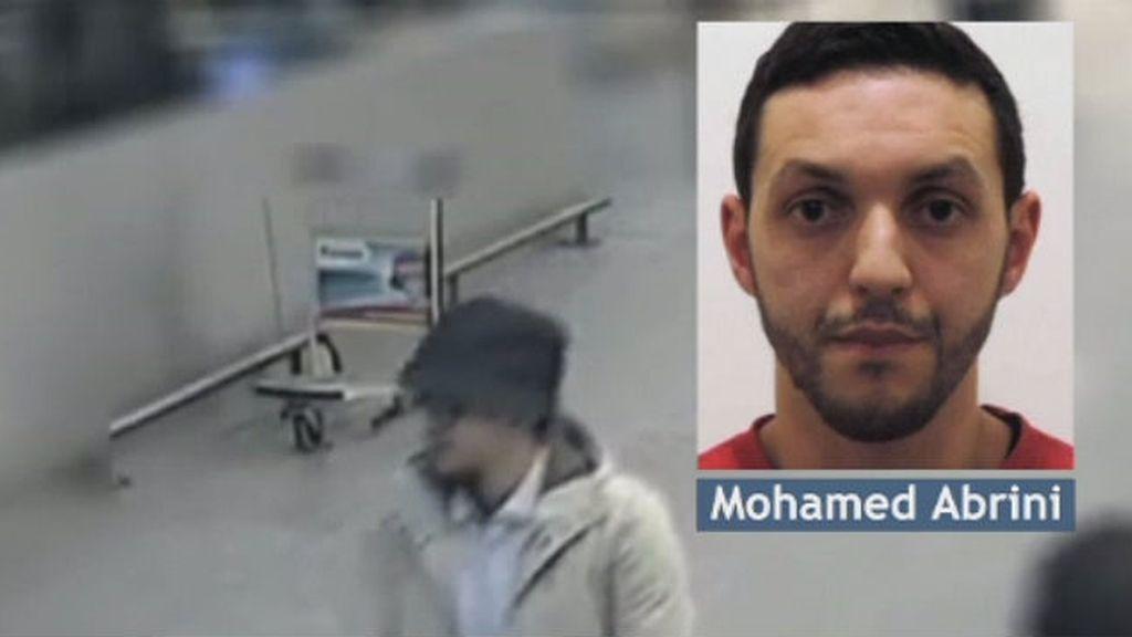 Mohamed Abrini, el hombre del sombrero