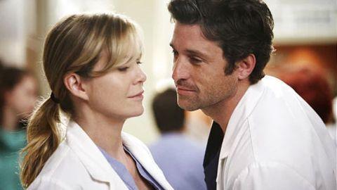 Meredith y Derek de \'Anatomía de Grey\' y otras parejas de serie que ...