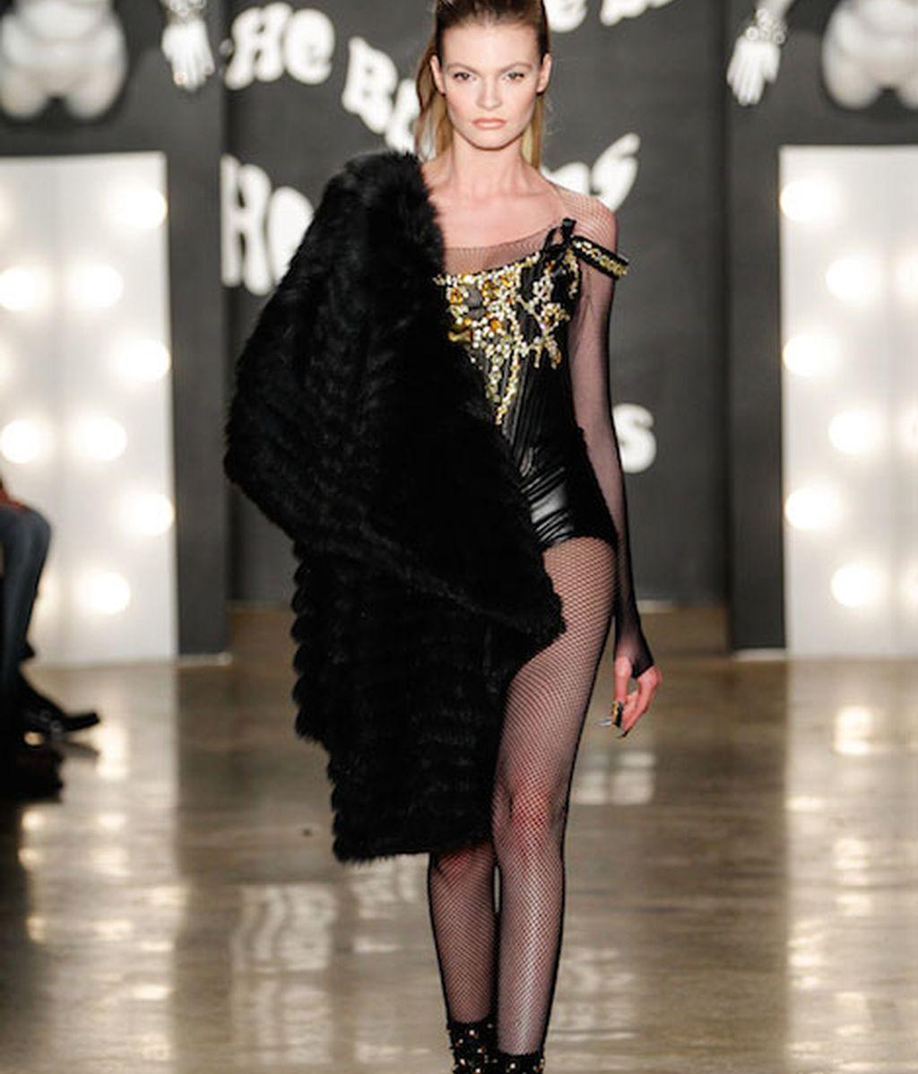 La semana de la moda alternativa de Nueva York