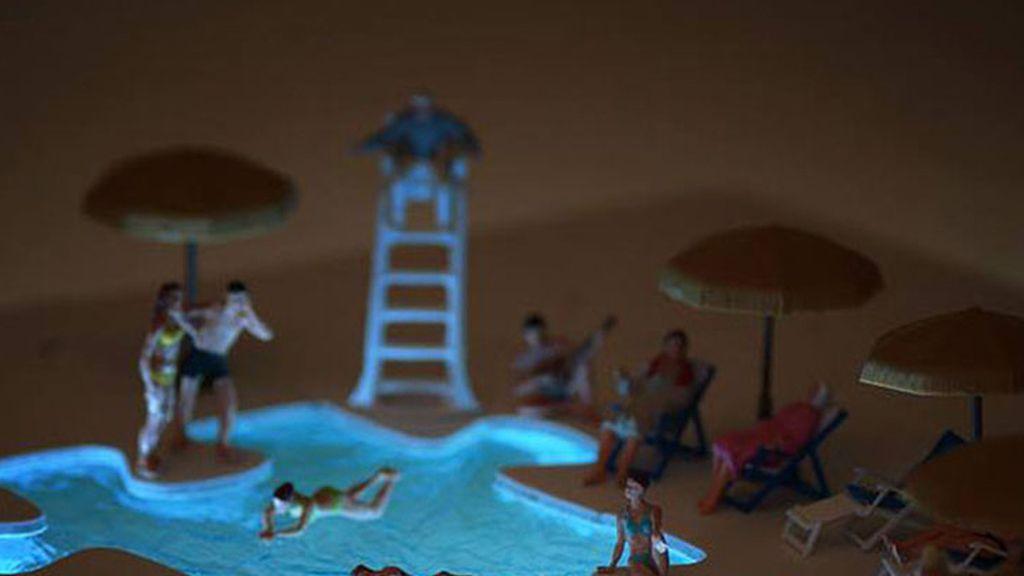 El increíble mundo en miniatura