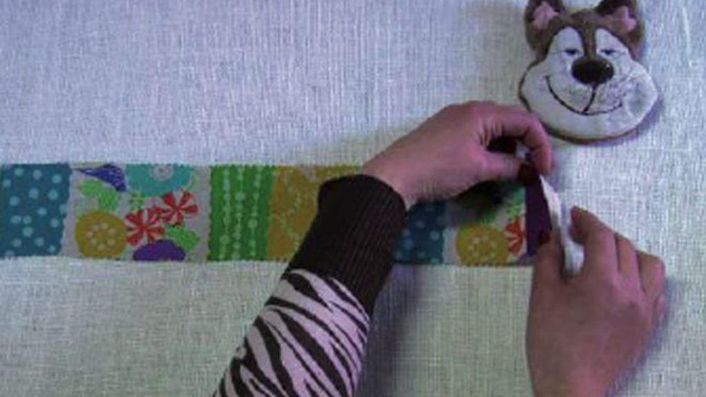 Tricotosas 29: Collar de perro
