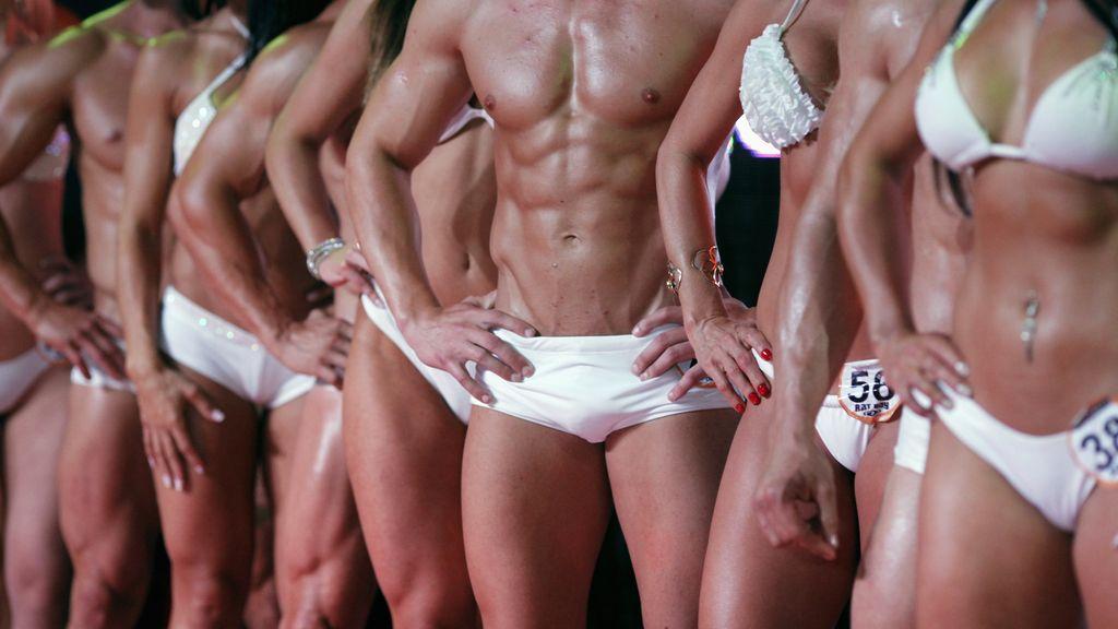 La musculatura preocupa a los chicos como la delgadez a las chicas