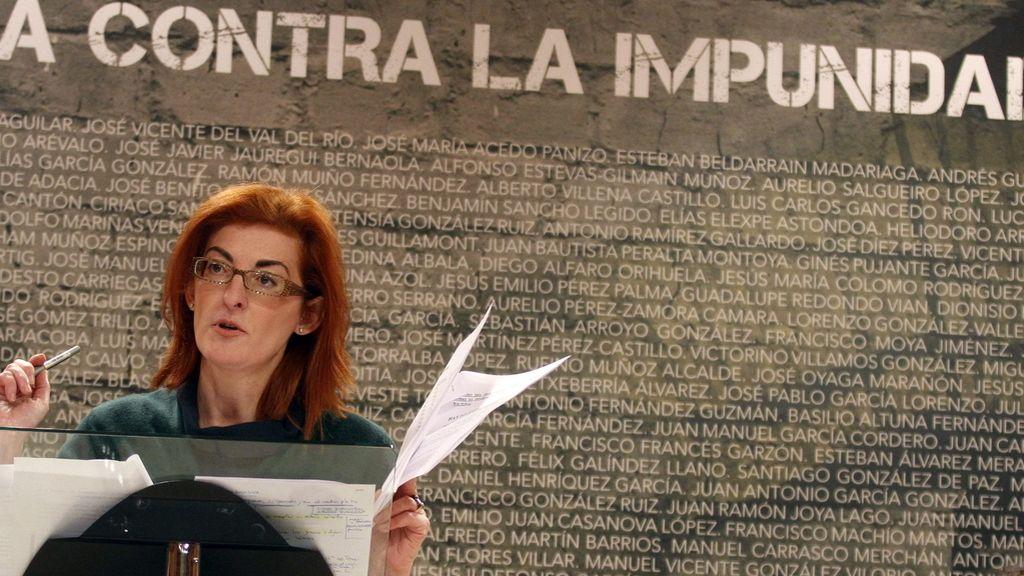 La presidenta de la Fundación de Víctimas del Terrorismo (FVT), Maite Pagazaurtundúa