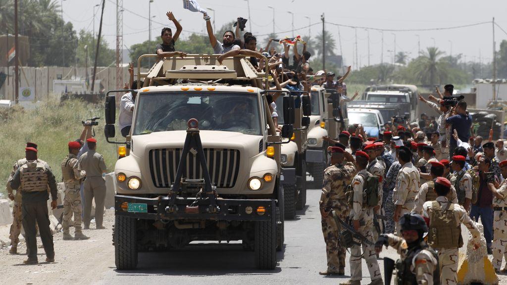 Irak censura las redes sociales para evitar que el ISIS reclute más milicianos