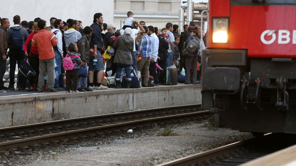 Austria reactiva las líneas de trenes que conectan con Alemania