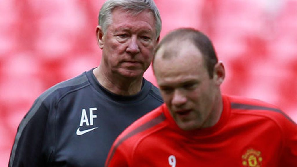 Ferguson, atento a Rooney