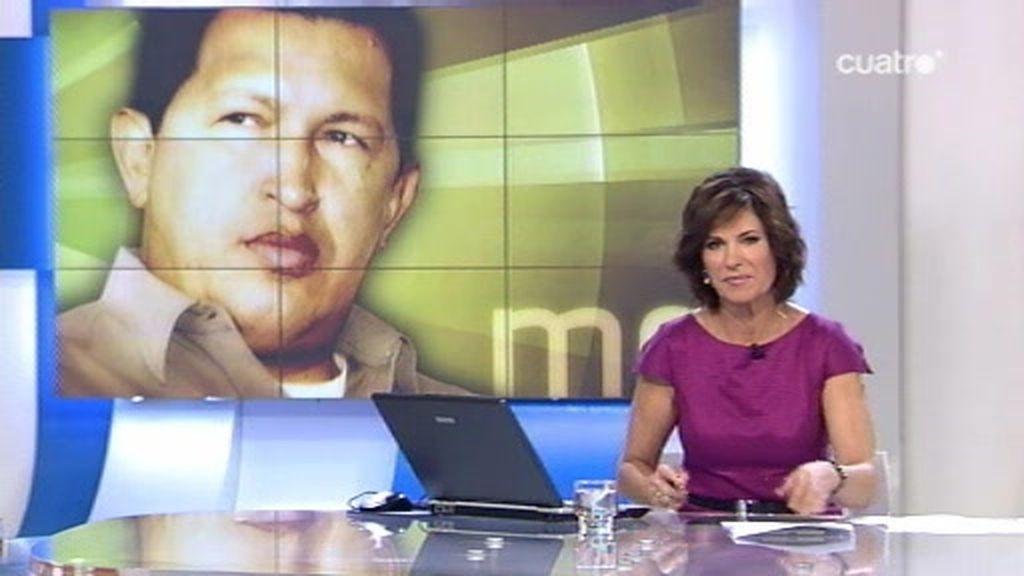 Chávez niega que se entrenen etarras en su país