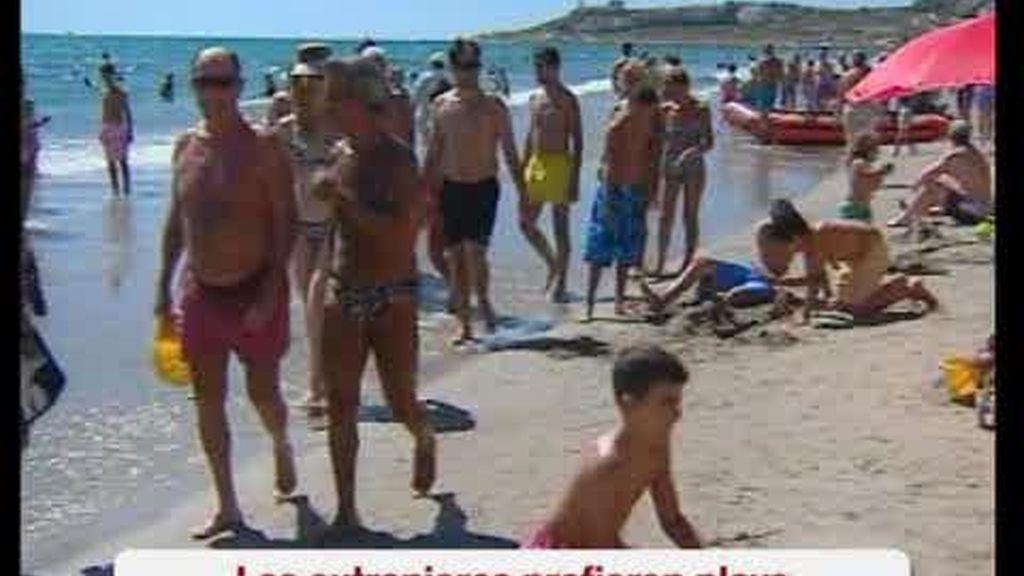 El turismo en España repuntó de forma considerable en julio