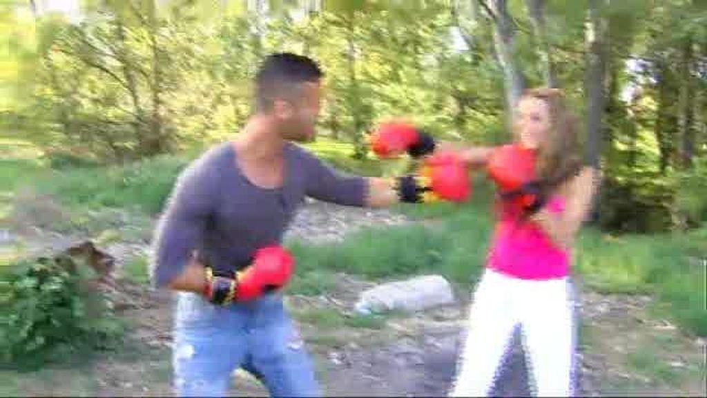 Megan pelea por Manu