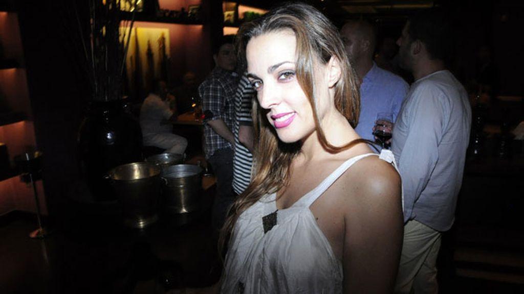 La actriz  Eva García Vacas