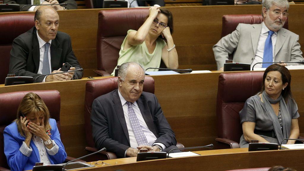 Rafael Blasco, del PPCV. Foto: Efe