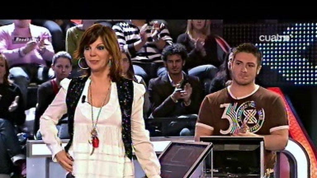 Marco y Belinda tiran los tejos a Ana Milán