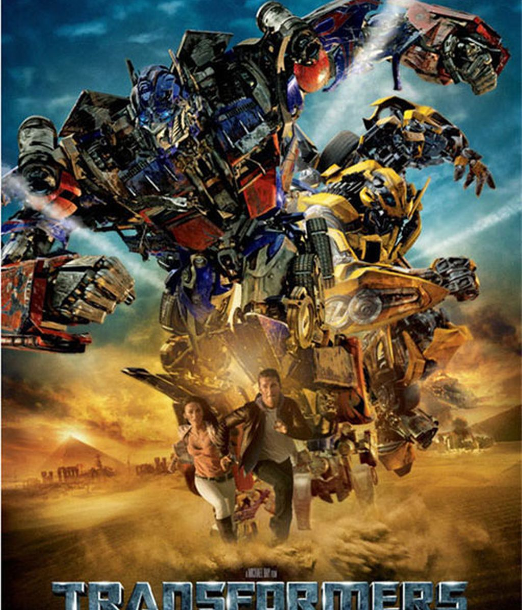 """Transformers: Revenge of the Fallen"""", Razzie a la peor película, peor guión y peor director"""