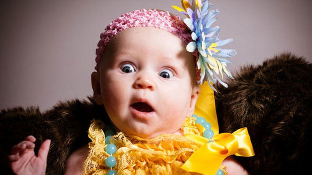Malas fotos de bebés